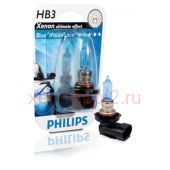 Галогеновя лампа PHILIPS Blue Vision Ultra HB3