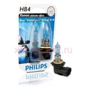 Галогеновя лампа PHILIPS Blue Vision Ultra HB4
